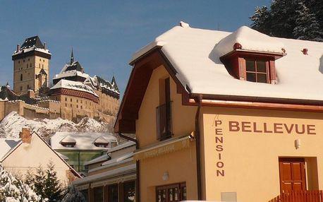 Střední Čechy: Pension a Restaurace Vyhlídka