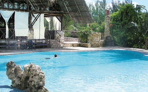 SAMAKI LODGE, Zanzibar, letecky, all inclusive2