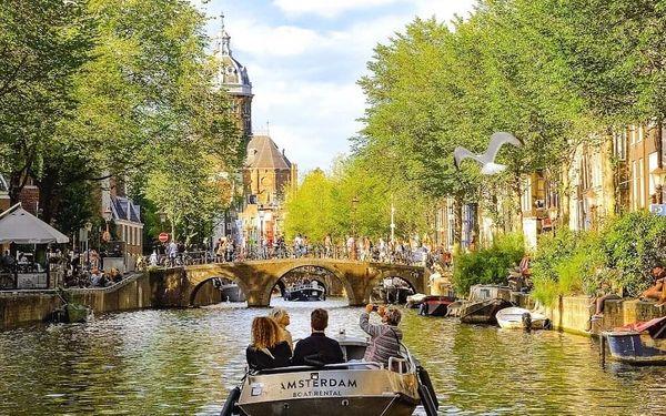 Fantastický pobyt na předměstí Amsterdamu za skvělou cenu  3 dny / 2 noci, 2 os., snídaně3