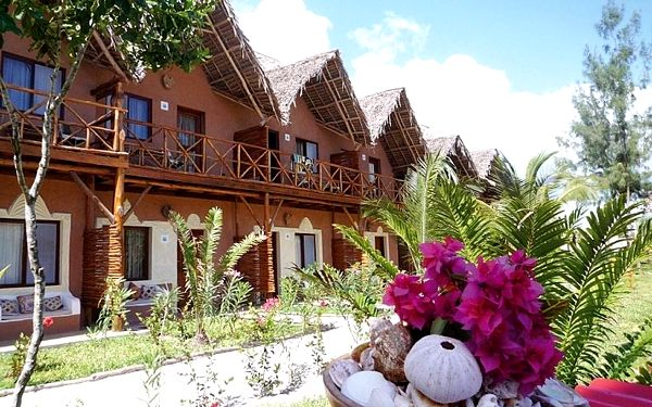 SAMAKI LODGE, Zanzibar, letecky, all inclusive4