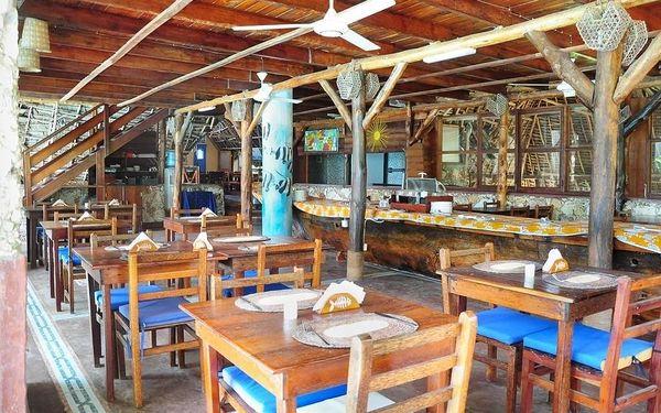 SAMAKI LODGE, Zanzibar, letecky, all inclusive5