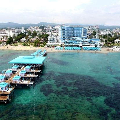 Turecko - Alanya letecky na 8-16 dnů, ultra all inclusive