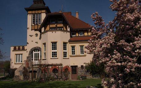 Olomouc, Olomoucký kraj: Amálie Vila 1921 secesní nostalgie