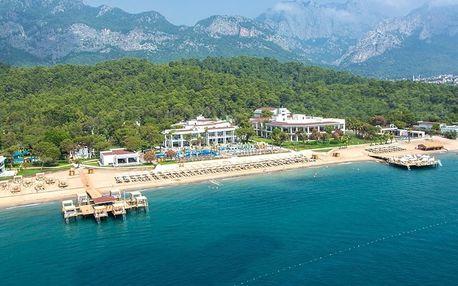 Turecko - Kemer letecky na 8-16 dnů, ultra all inclusive