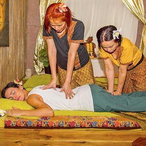 Profesionální thajské masáže: 30 nebo 60 minut