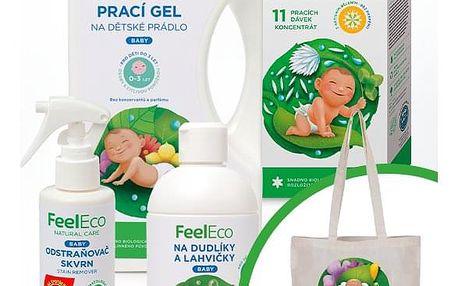Feel Eco balíček Baby praní