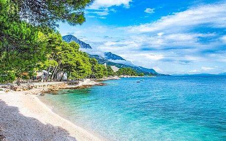 Chorvatsko: Karlobag jen 600 metrů od pláže pro 3-6 osob v Apartmánech Bejdić s venkovním bazénem