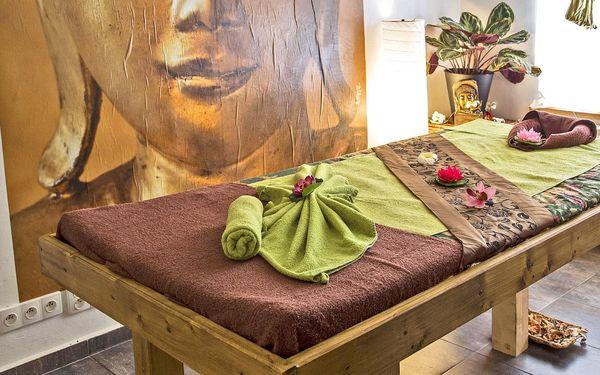 Aromatická olejová masáž, 60 minut2