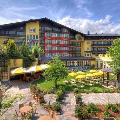 Rakousko - Kaprun - Zell am See na 4 dny, snídaně v ceně