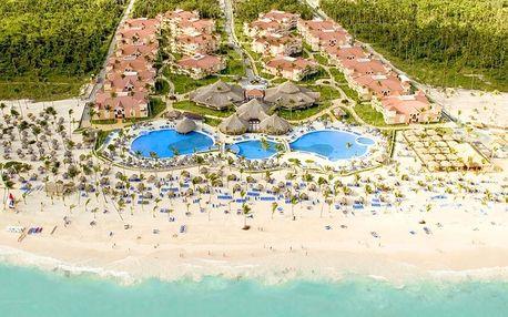 Dominikánská republika - Východní pobřeží letecky na 9-12 dnů, all inclusive