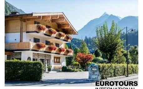 Rakousko - Kaprun - Zell am See na 10 dnů