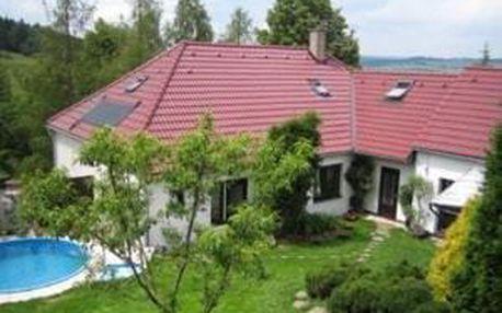 Vysočina: Penzion Nevcehle