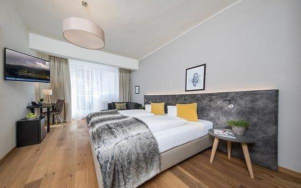Hotel Heitzmann, Salzbursko, vlastní doprava, snídaně v ceně2