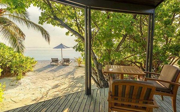 Hotel Komandoo, Maledivy, letecky, plná penze2