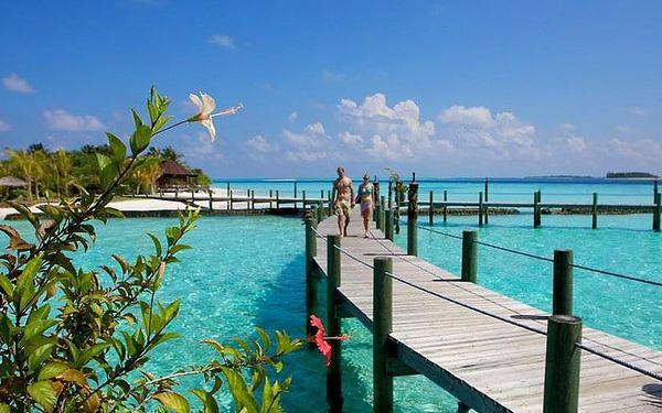 Hotel Komandoo, Maledivy, letecky, plná penze3