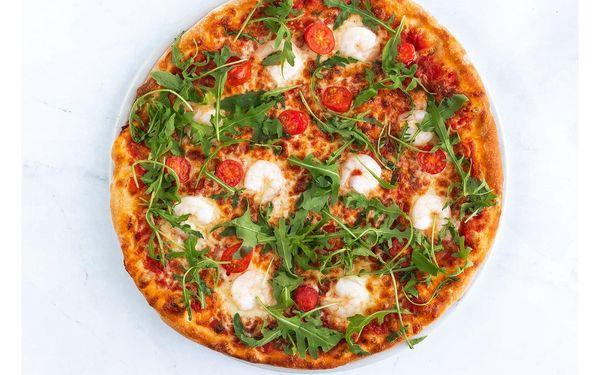 Mega pizza dle výběru2