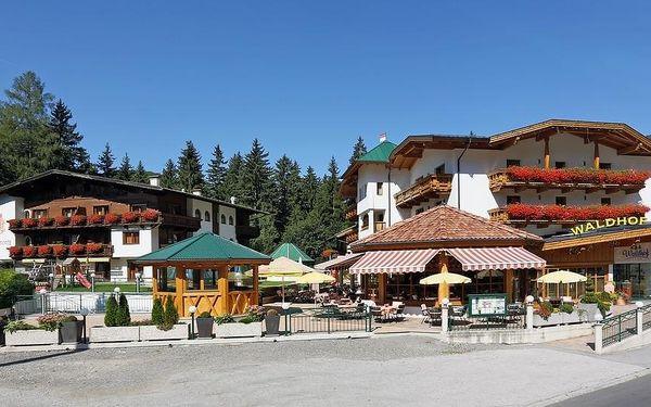 Rakousko - Tyrolsko na 7-9 dnů, polopenze