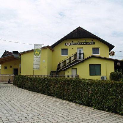 Plzeňsko: Pension u Vlčků