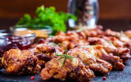Švejkovo koryto - 8 druhů masa až pro 4 osoby v restauraci Kovářská