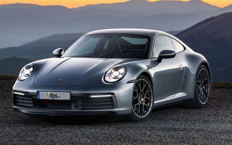 Jízda v proslulém Porsche 911 Carrera 4S