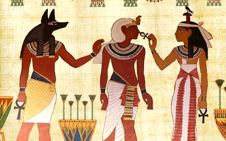 Úniková hra Tutanchamonova hrobka
