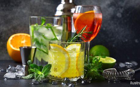 Gin & Tonic, Aperol či Hugo Spritz nebo Limoncello