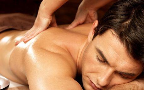 Klasická masáž z rukou absolutního profesionála