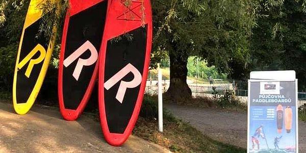 Zapůjčení paddleboardu na 1 hodinu3
