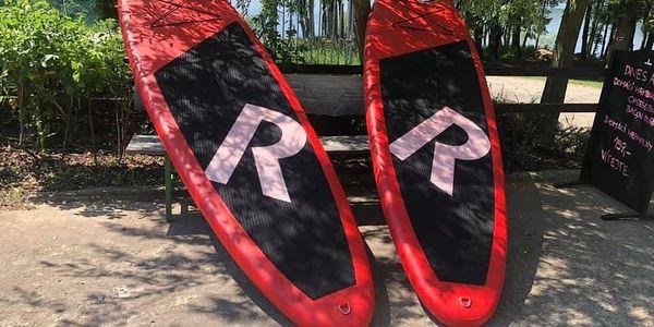 Zapůjčení paddleboardu na 1 hodinu5