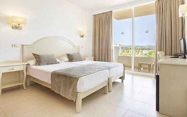 Hotel Bakour Garbi Cala Millor, Mallorca, letecky, polopenze2