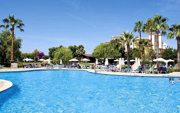 Hotel Bakour Garbi Cala Millor, Mallorca, letecky, polopenze5