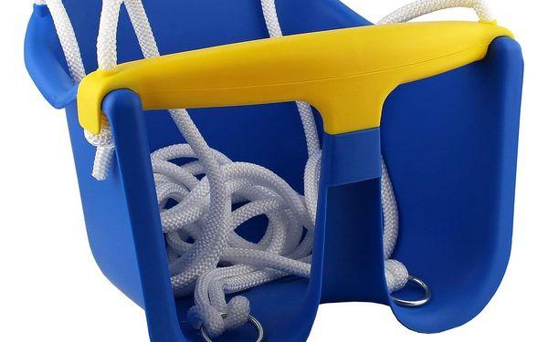Dětská houpačka CHEVA Baby plast - modrá