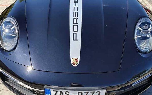 Jízda v Porsche 911 Carrera 4S4
