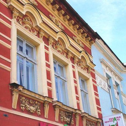 Turnov, Liberecký kraj: Apartmány Rozárka