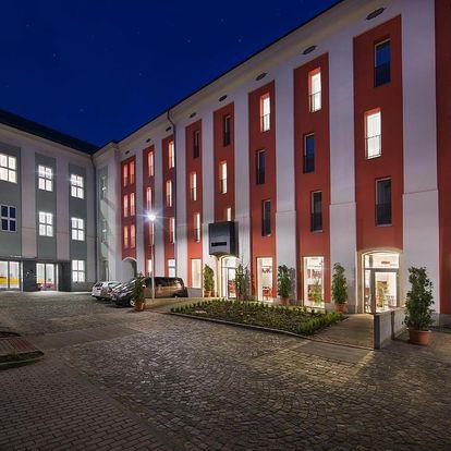 Vysočina: EA Business Hotel Jihlava