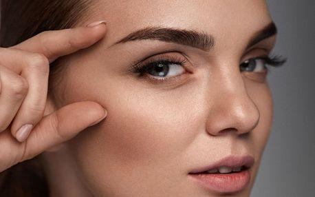 Balíček 5v1: permanentní make-up, mezoterapie i shellac