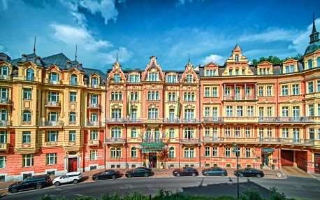 Karlovarský kraj: Carlsbad Plaza Medical Spa & Wellness hotel