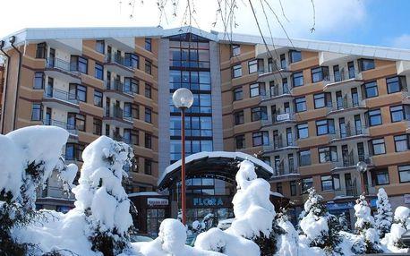 Lyžování v Bulharsku: PM Services Flora Apartments