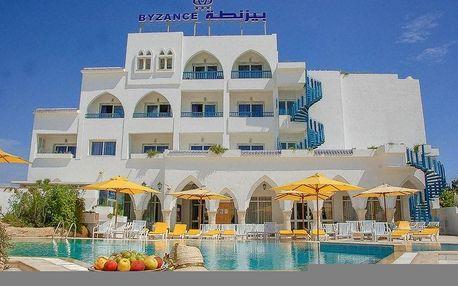 Tunisko - Nabeul letecky na 4-22 dnů, all inclusive