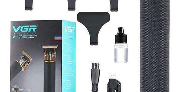 Nabíjecí elektrický zastřihovač VGR2