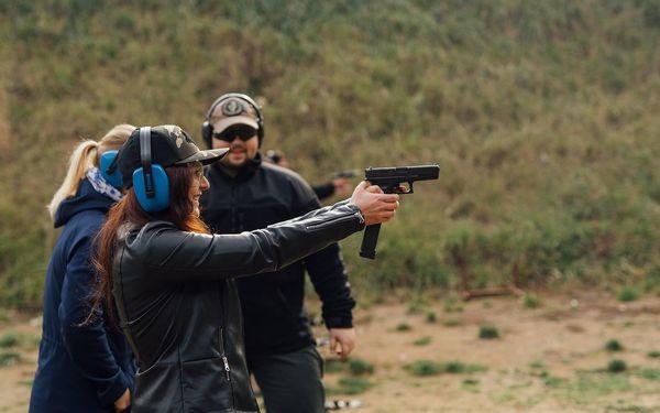Střelecký balíček Ultra Minimal (4 zbraně a 16 nábojů)2