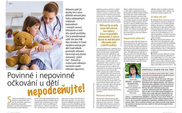 Roční předplatné časopisu Zdraví s bonusem2
