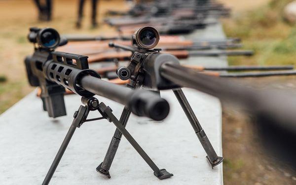 Střelecký balíček Ultra Minimal (4 zbraně a 16 nábojů)3