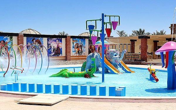 Hotel Nubia Aqua Beach Resort, Hurghada, letecky, all inclusive3