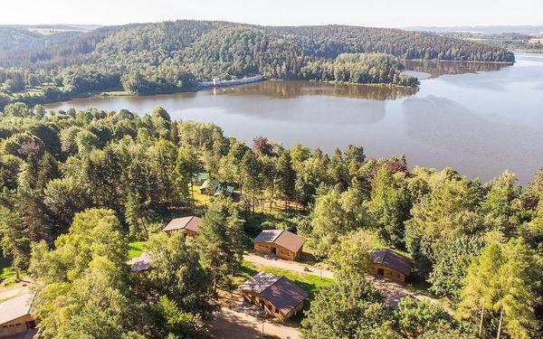 Seč, Pardubický kraj: Sruby v areálu Kempy na Seči