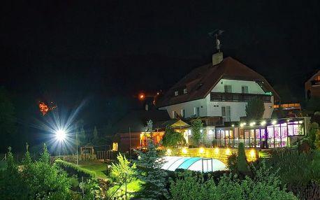 Vsetín, Zlínský kraj: Penzion V Hluboké a Department Glamp