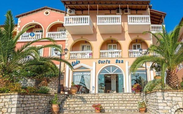LIDO CORFU SUN HOTEL, Korfu, letecky, all inclusive2