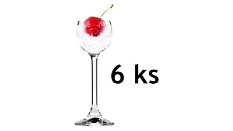 Sada skleniček – Vodka glass 35 ml