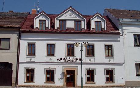 Královohradecký kraj: Hotel u Kapra