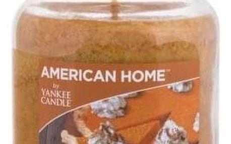 Yankee Candle American Home Homemade Pumpkin Pie 538 g vonná svíčka unisex